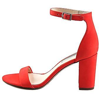 INC International Concepts Womens Kivah Leather Open Toe Special Occasion Ank...