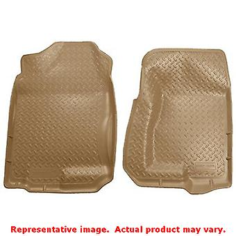 Husky-Liner 31303 Tan Classic Style Front Floor Liner passt: CADILLAC 2002-20