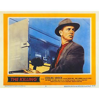 The Killing Movie Poster (11 x 14)