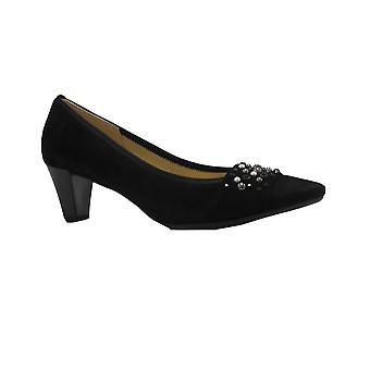 Gabor Womens Shoe Guide 85.145 Black