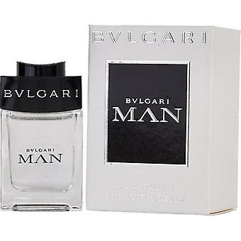 Bvlgari Man By Bvlgari Edt .17 Oz Mini