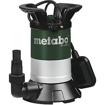 Clean water submersible pump Metabo 0251300000 13000 l/h