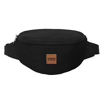 Urban classics - hip bag waist belt bag black