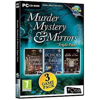 Murder Mystery und Spiegel Triple Pack (PC-CD)