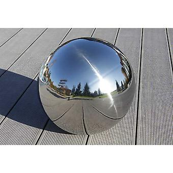 Rustfrit stål bolden haven dekorative SferaInox 42 cm 10802
