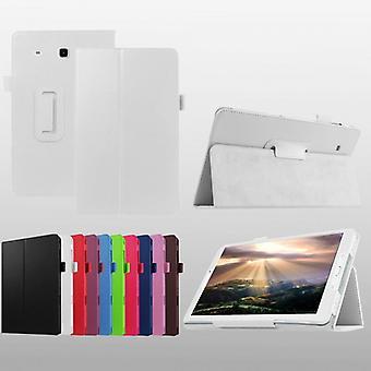 Schutzhülle Weiß Tasche für Samsung Galaxy Tab E 9.6 SM T560 T561