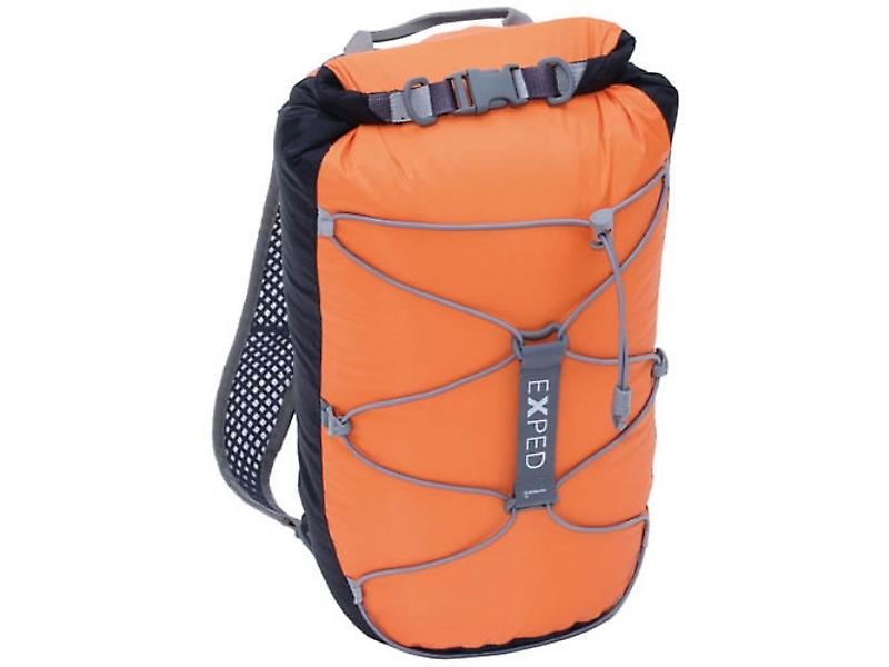 Exped Cloudburst 25Ltr Drypack (Black/Orange)