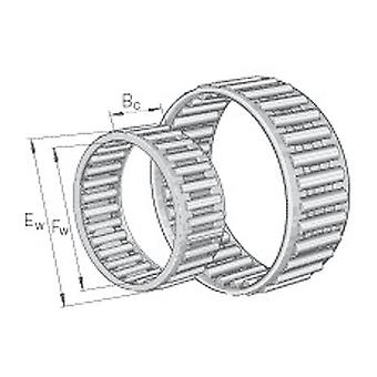 INA K185X195X37-A-0-7 Needle Roller and Cage Assembly