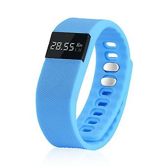 Exercise Armband/Bracelet Of Activity/Health Bracelets-Light Blue