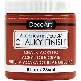 Americana Chalky Finish Paint 8oz-Cameo