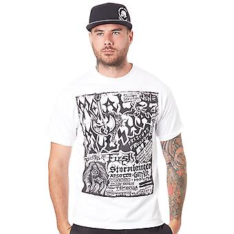 Metal Mulisha White Flyer T-Shirt
