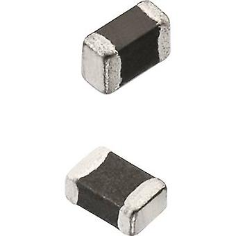 SMD ferrite bead 1500 Ω (L x W x H) 1.6 x 0.8 x 0.8 mm Würth Elektronik WE-CBF 742792691 1 pc(s)