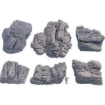 Rocas de arenisca NOCH 58452 1 Set