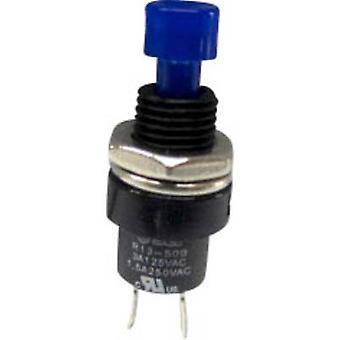 SCI R13-509A-05BL pulsador 250 V CA 1,5 A 1 x Off/(On) momentáneo 1 PC