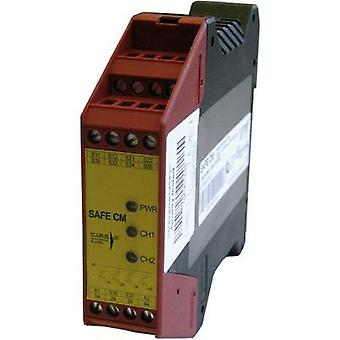 Safety relay SAFE CM Riese Operating voltage: 24 Vdc 1 pc(s)