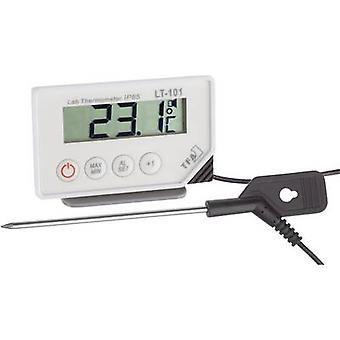 Probe thermometer TFA LT-101 ATT.FX.METERING_RANGE_TEMPERATURE -40 up to +200 °C Sensor type NTC Complies with HACCP st