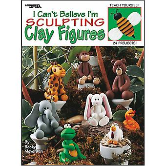 Leisure Arts-I Can't Believe I'm Sculpting Clay