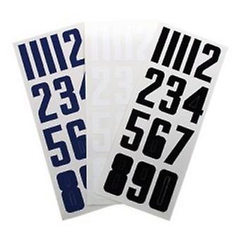 Bauer helmet numbers set - (No. 0-9) - single set