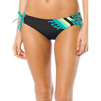Fox Jade Cozmik Lace Up Side Tie Womens Bikini Bottom