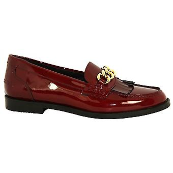 Something For Me Fringed Loafer 4634m
