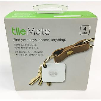 Tile Mate Key Finder Bluetooth 4 Trackers