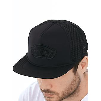 Vans Black Classic Patch Trucker Cap