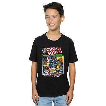 Marvel Boys Ghost Rider T-Shirt