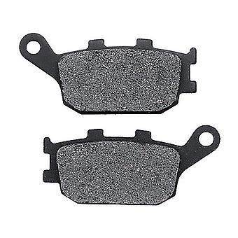 KMG Rear Brake Pads for 2004-2006 Honda CB599 CB 600F - Non-Metallic Organic NAO Brake Pads Set