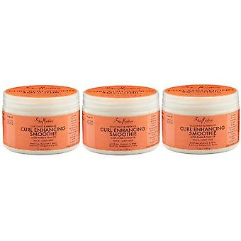 Shea Moisture Coconut Curl Smoothie 340g (3-Pack)