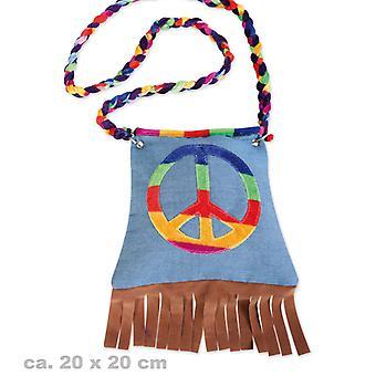 Hippie väska 60s fred Fransen väska
