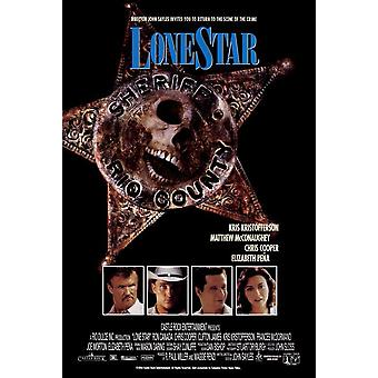 Lone Star Movie Poster (11 x 17)