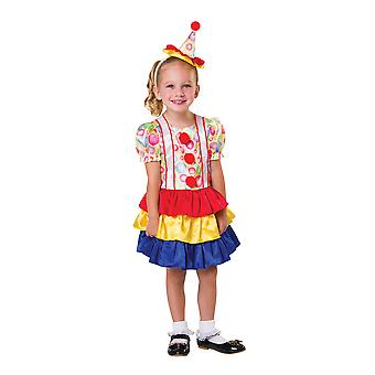 Bnov Clown Cutie Costume