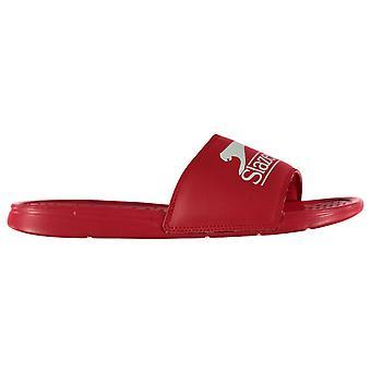 Piscina di cursori base Slazenger Mens scarpe cinturino