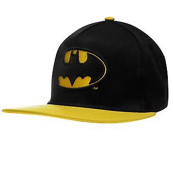 Character Mens Cap Breathable Snapback Hat Flat Peak Headwear Accessories