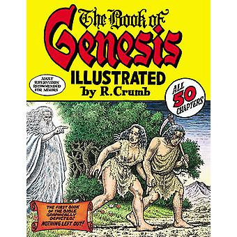 Robert Crumb's Book of Genesis - Illustrated by Robert Crumb - 9780224