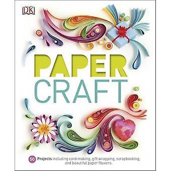 Paper Craft by DK - 9780241205877 Book