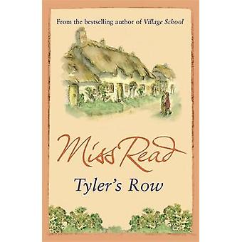 Tyler's Row by Miss Read - 9780752882321 Book