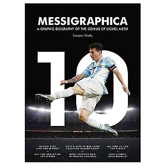 Messigraphica - A graphic biography of the genius of Lionel Messi by S