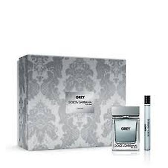 Dolce & Gabbana The One Grey Intense Gift Set 100ml EDT + 30ml EDT