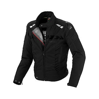Spidi Black Warrior H2Out impermeabile moto giacca