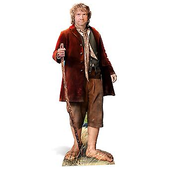 Bilbo Baggins from The Hobbit Lifesize Cardboard Cutout / Standee
