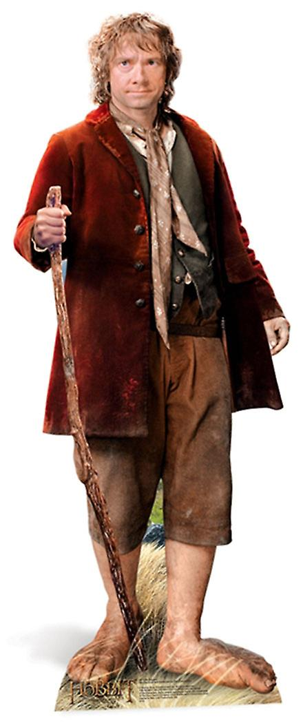 Bilbo Baggins from The Hobbit Lifesize Cardboard Cutout / Standee