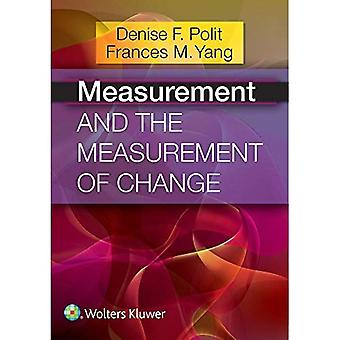Measurement and the Measurement of Change