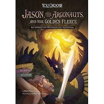 Jason og det gyldne skind det gyldne skind: en interaktiv mytologiske eventyr (du vælger: du vælger: gamle...