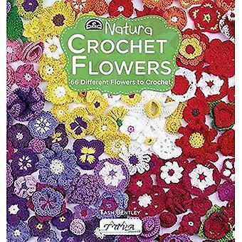 Crochet Flowers: 66 Different Flowers to Crochet