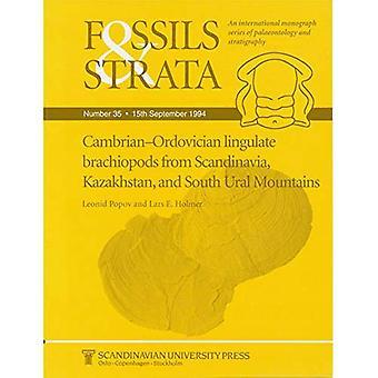 Camrian-Ordovicien languette Brachiopods from Scandinavia, Kazakhstan et montagnes de l'Oural du Sud (les fossiles et les couches...