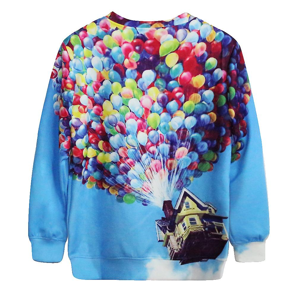 Waooh - Sweatshirt printed Up There Cogi