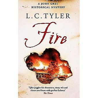 Fire (A John Grey Historical Mystery)