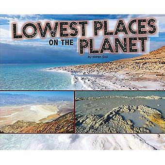 Lowest Places on the Planet (Pebble Plus: Extreme Earth)