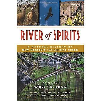River of Spirits: A Natural History of New Mexico S Las Animas Creek (Natural History)